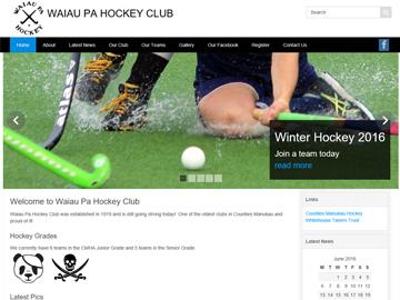 Waiau Pa Hockey Club