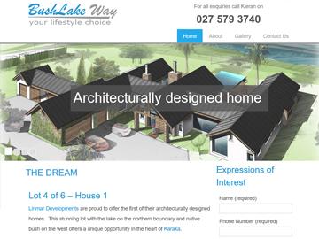 Bushlake Way - Housing Development